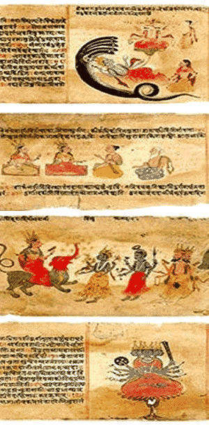 Indian history - Vedic texts