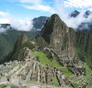The Incas - Machu Picchu